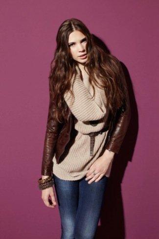 Bershka Otoño-Invierno 2010/2011: marrón