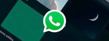 WhatsApp estable se actualiza con personalización de fondos por chat, búsqueda de stickers y más