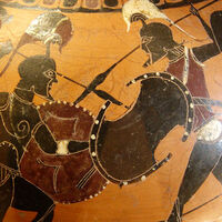 Los 300 gays: la historia del ejército de amantes homosexuales de Tebas