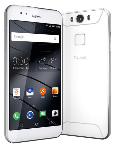 Smartphone Gigaset ME 32GB por 176 euros y envío gratis