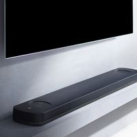 LG renueva su gama de barras de sonido con tres nuevos modelos