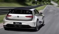 Volkswagen Golf GTE Sport Concept, un híbrido enchufable de 400 CV