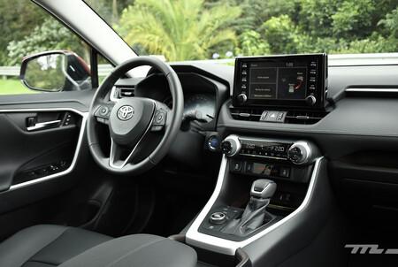 Toyota Rav4 Hybrid 2021 Opiniones Prueba Mexico 11