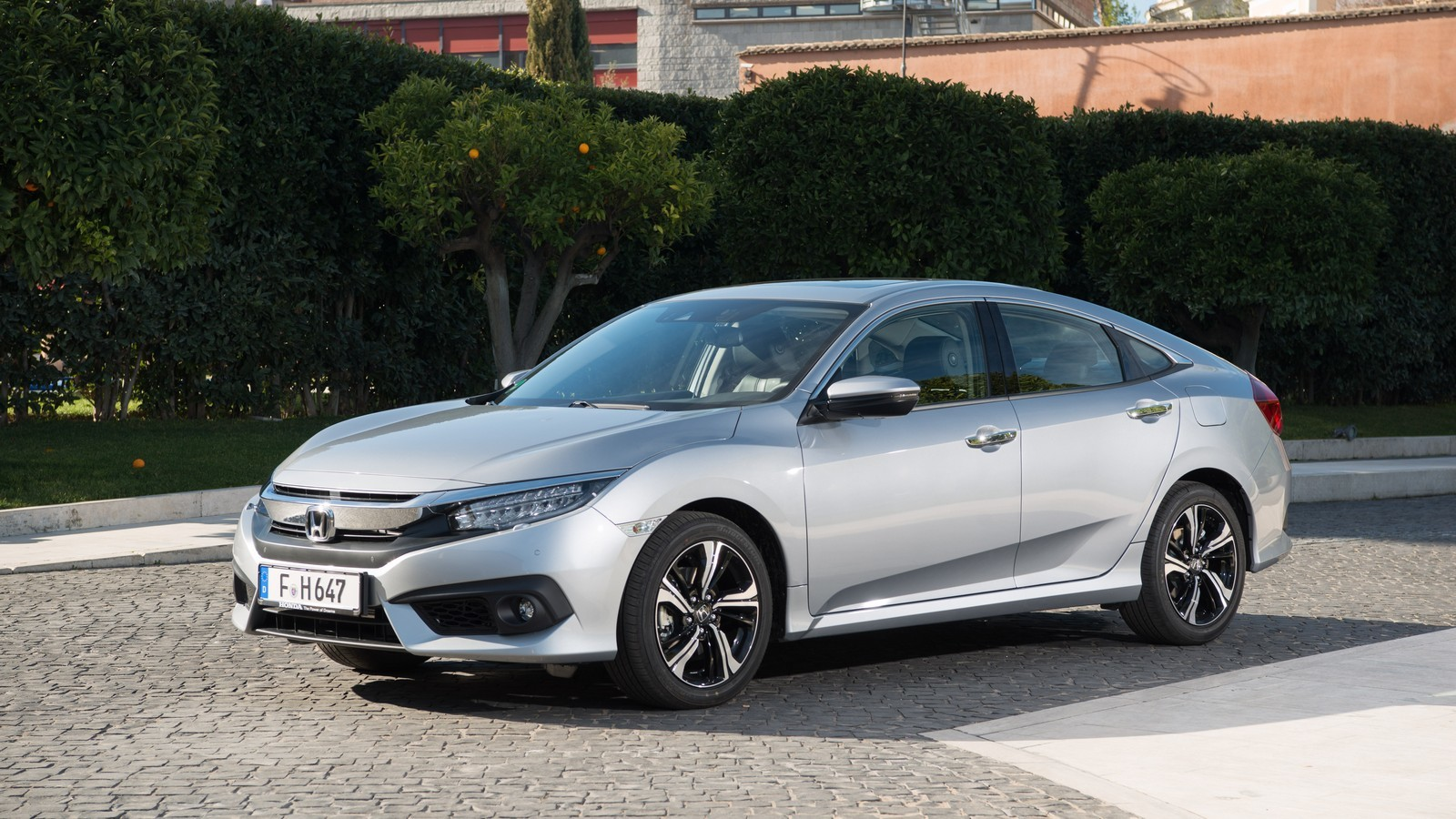 Honda Civic 4 puertas