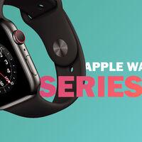 Haz deporte y recibe llamadas en tu muñeca con el Apple Watch Series 6 GPS + Cellular de 44 mm, a su mínimo de 499 euros en Amazon