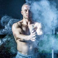 Magnesio en polvo, líquido o en bloque: cuál utilizar cuando entrenamos en el gimnasio
