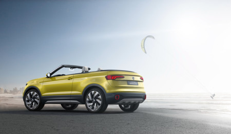 Volkswagen T Cross Breeze Concept