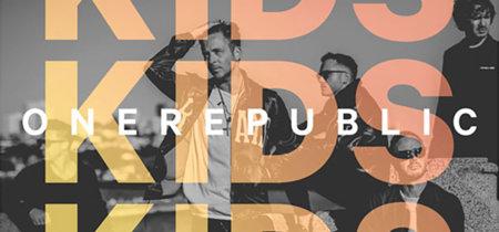 'Kids' nos hace sospechar que el cuarto álbum de OneRepublic está a la vuelta de la esquina