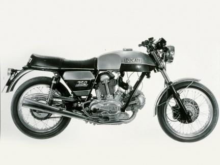 Ducati GT 1971