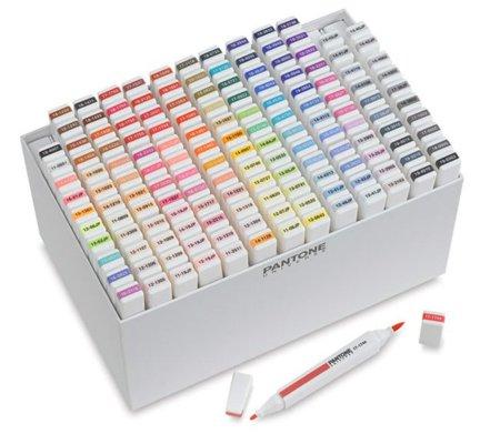 Rotuladores Pantone: a cada cosa su color