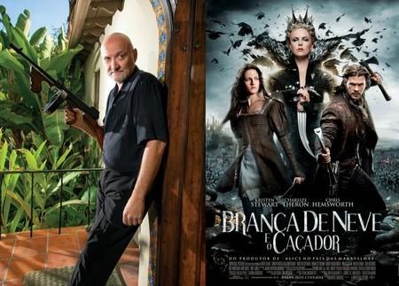 Frank Darabont dirigirá una precuela de 'Blancanieves y la leyenda del cazador'