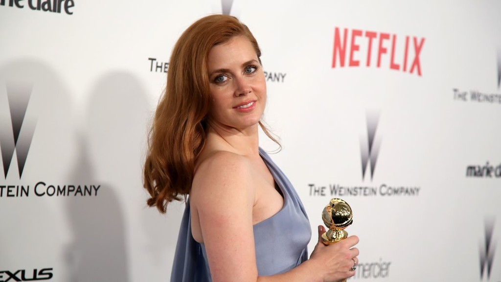Amy Adams will star in the adaptation of