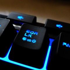 Foto 1 de 7 de la galería teclado-iluminacion en Xataka México