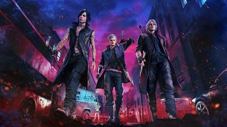 Devil May Cry 5 reaparece con tres minutazos de acción descontrolada para celebrar el regreso de Dante [TGS 2018]