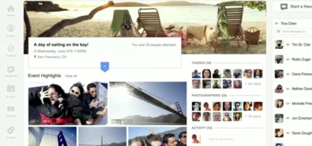 Google Plus estrena sus propios eventos