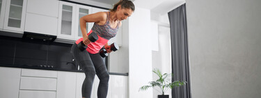 Circuito de entrenamiento para tu espalda en casa y en solo 30 minutos
