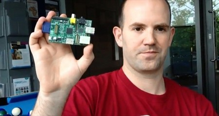 Eben Upton, el creador de la Raspberry Pi