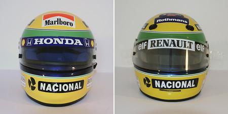Subasta artículos Ayrton Senna