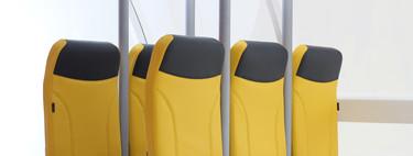 Volar casi de pie: asientos verticales para volar aún más incómodo