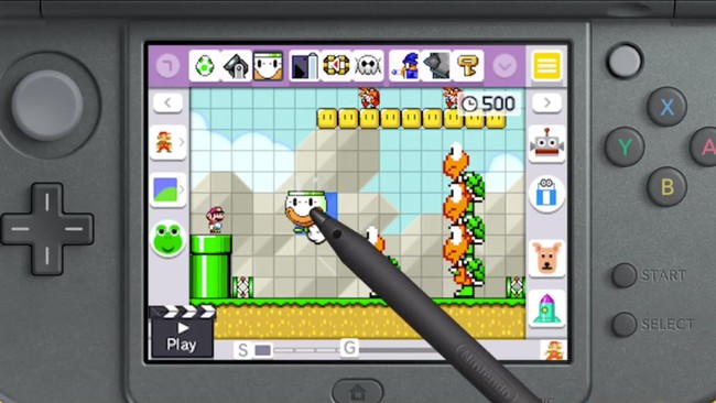Super Mario Maker 3ds 06