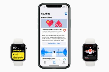 estudios Apple
