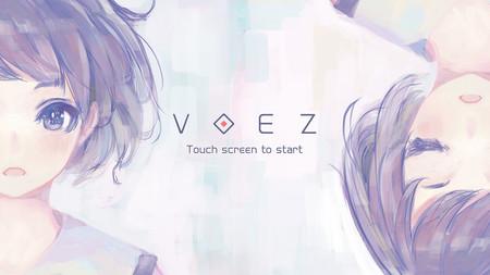 Voez es el primer juego de Switch que sólo se puede jugar en modo portátil, y tiene su porqué