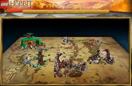 Lego The Hobbit se presenta en España en la Telefónica Flagship Store de la calle Gran Vía de Madrid