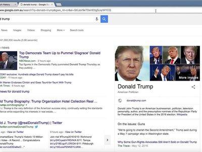 Esta web arruinará tu historial de búsqueda
