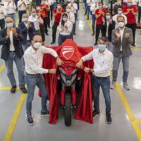 La Ducati Multistrada V4 será la primera moto del mundo con radar delantero y trasero de ayuda a la conducción