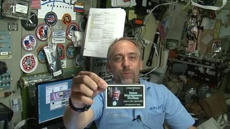 Cenizas Foto Eei Astronauta