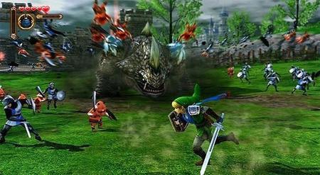 Koei Tecmo ya nos tiene preparados nuevos modos de juego para Hyrule Warriors
