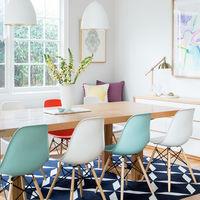 ¡Muy fans! Una casa australiana alegre y llena de color