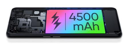 Realme X7 Pro Bateria