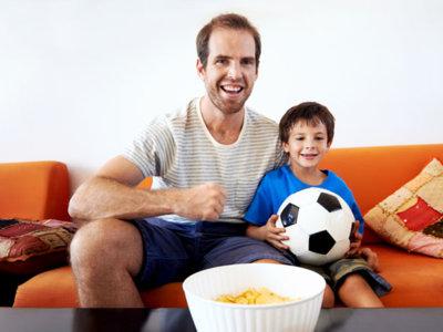 Los nuevos papás engordan (estudio)