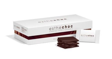 El chocolate anti-arrugas