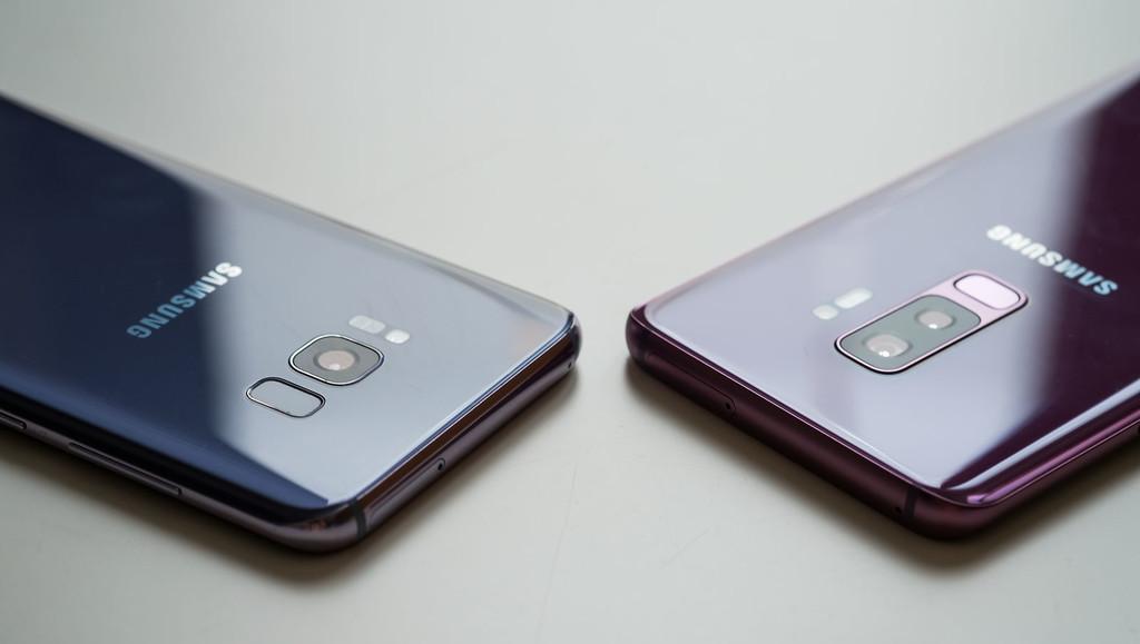 Samsung Galaxy™ S9+ y S8+
