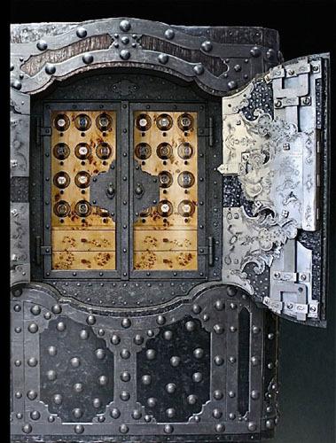 Döttling, la caja fuerte de lujo a medida