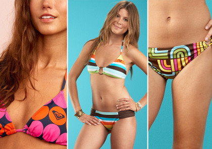 Bikinis Roxy