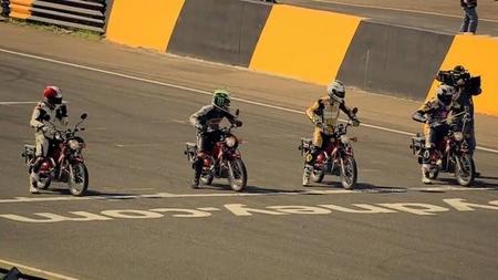 La batalla de las motos en el Top Gear festival Sydney
