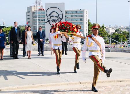 Reina Letizia Viaje Cuba1