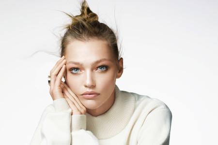 Sasha Pivovarova se convierte en la nueva imagen de H&M Beauty de este invierno