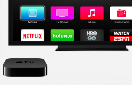 Apple Tv Tercera Generacion