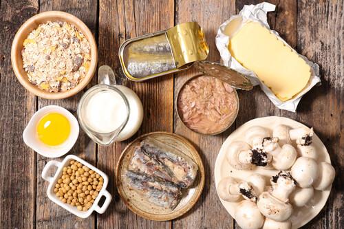 Nueve alimentos que nos aportan vitamina D y cómo incluirlos en nuestra alimentación