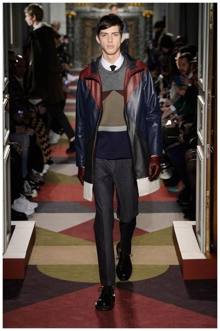 Valentino Men Fall Winter 2015 Menswear Collection 012