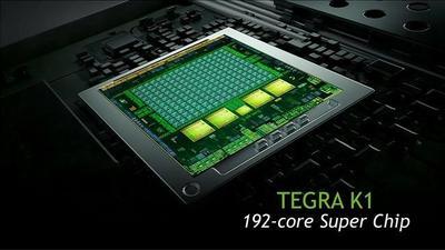 Tegra K1 el nuevo super procesador de NVIDIA con 192 núcleos
