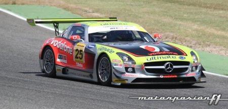 Campeonato de España-Iber GT en el Jarama