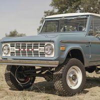 """Objeto de deseo: así es el precioso """"Old School"""" Ford Bronco del especialista ICON 4x4"""