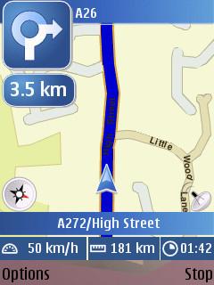 smart2go, descarga gratis los mapas de Nokia