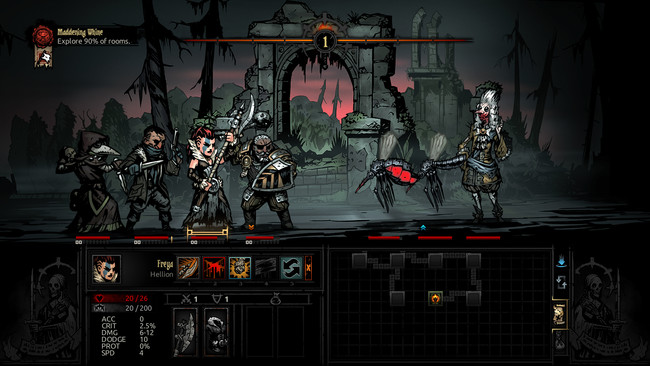 Darkest Dungeon The Crimson Court 02
