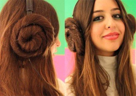 Auriculares de Princesa Leia: que la música te acompañe